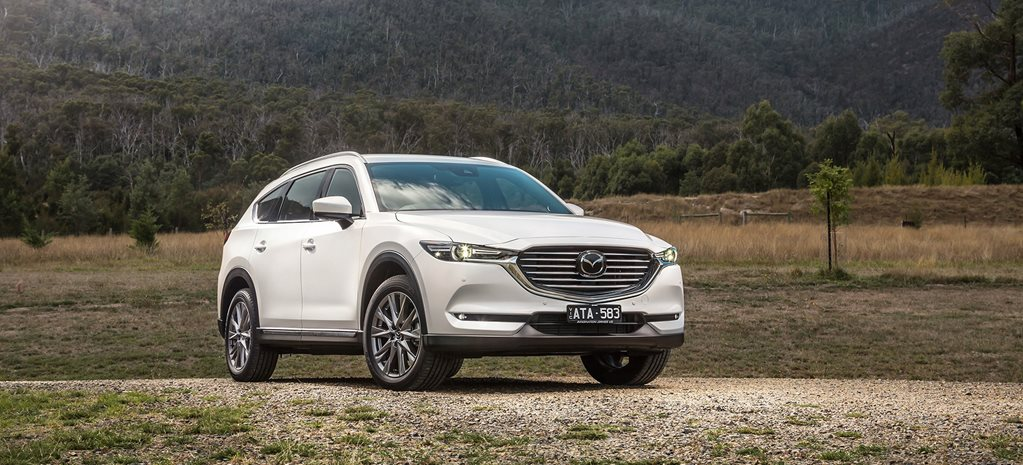 Mazda cx8 review