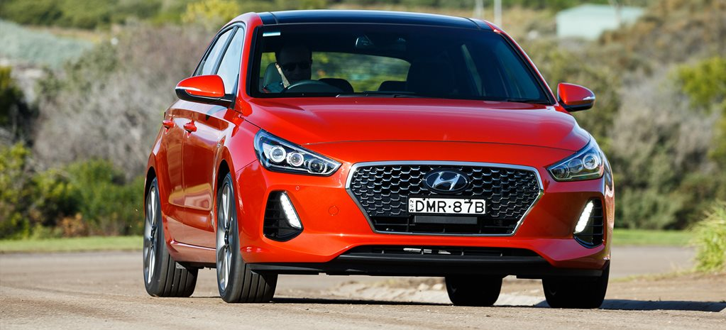 2018 Hyundai i30 SR quick review