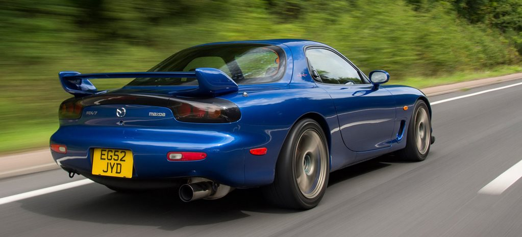 Mazda RX-7: Evolution of the badge