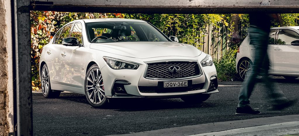 2018 Infiniti Q50 Red Sport long-term review Part 5 feature
