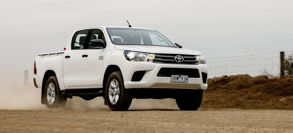 Toyota Hilux has outsold Ford Ranger at the halfway point of the year