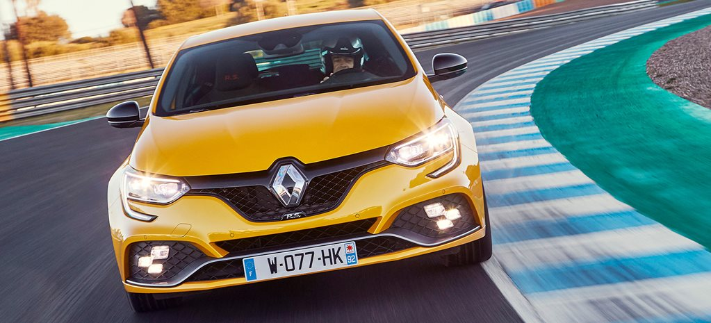 2018 Renault Megane RS 280 pricing and features