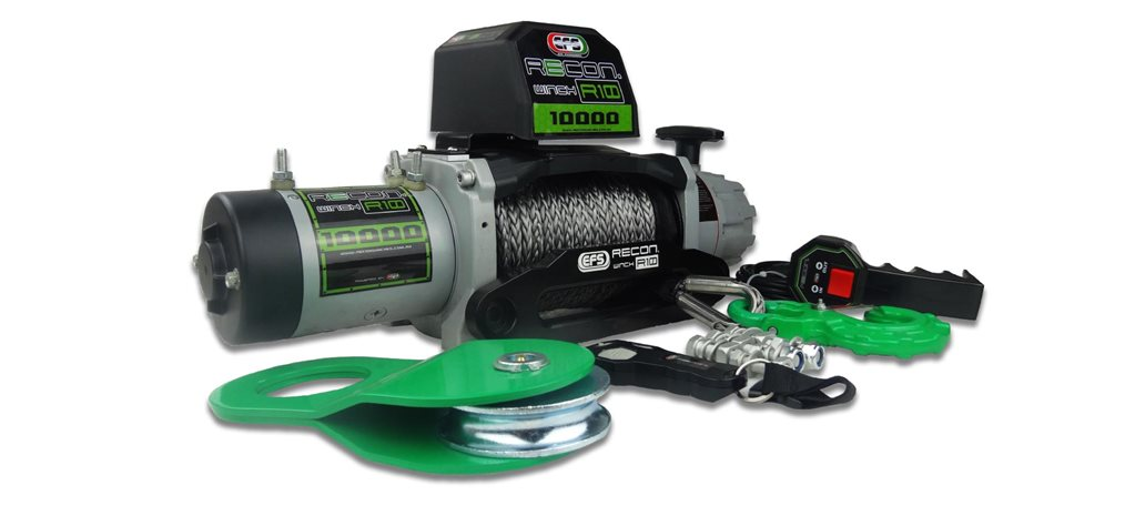 SPONSORED: EFS Recon R10 winch unveiled