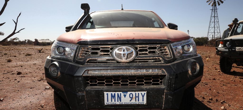 Toyota Hilux, Fortuner and Prado affected by air-intake