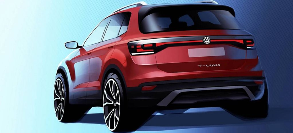 2019 Volkswagen T-Cross to carry 'very sharp' local price