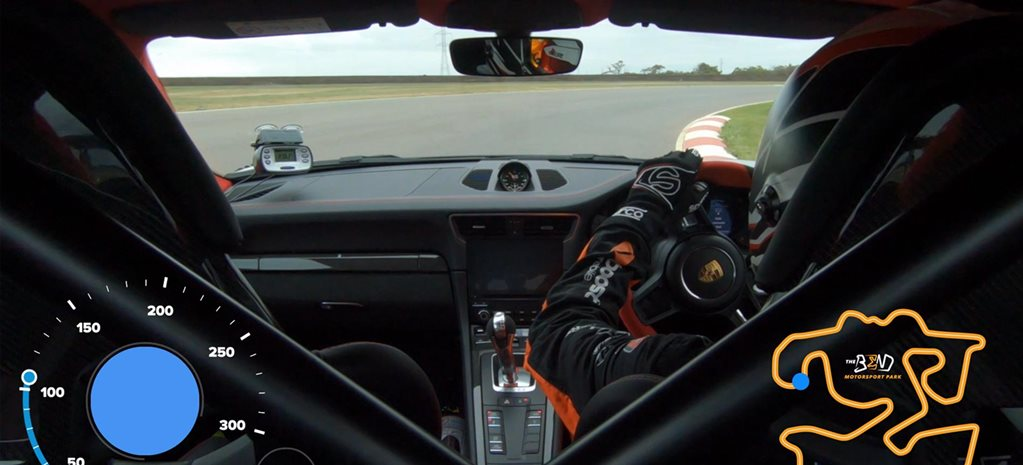 2018 Porsche 911 GT2 RS The Bend lap record video news
