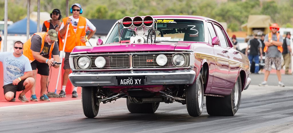 Ford Powered Nationals coming to Heathcote Park Raceway