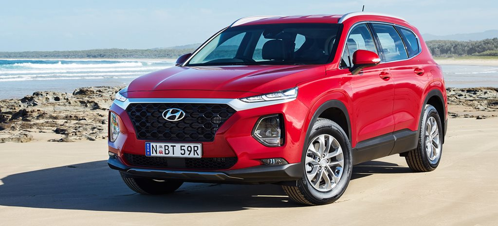2018 Hyundai Santa Fe pricing and features