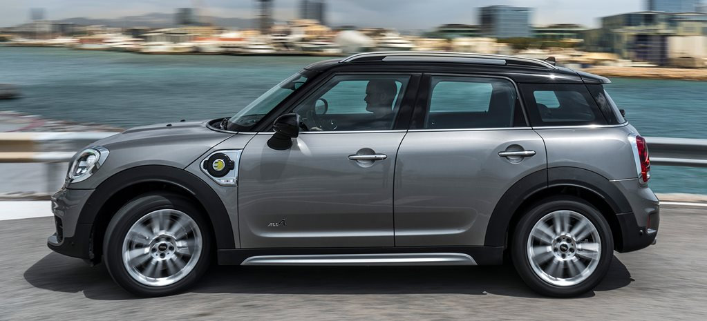 2018 Mini Cooper Countryman S E All4 confirmed for Australia