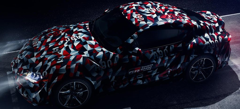 Toyota Supra to debut at Goodwood in production guise