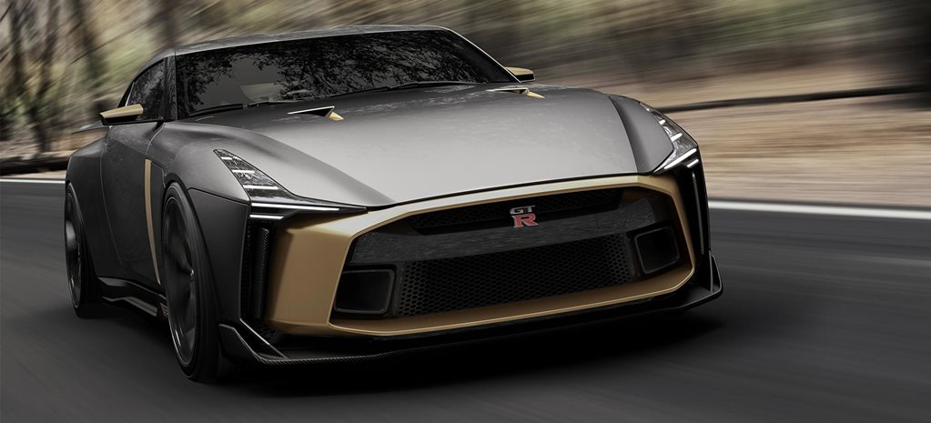 Nissan GT-R50 by Italdesign to debut at Goodwood news
