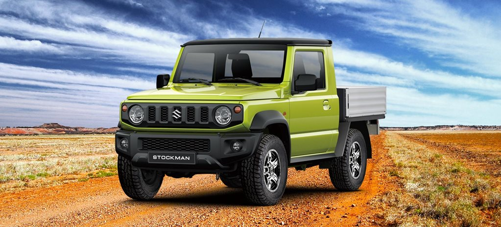 Will the 2019 Suzuki Jimny spawn a Stockman?
