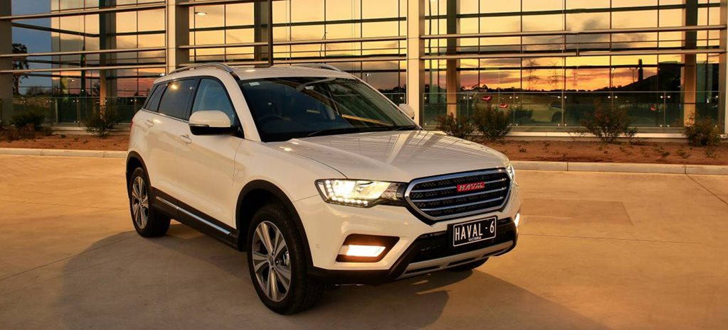 Haval hacks prices for H2 and H6 SUVs