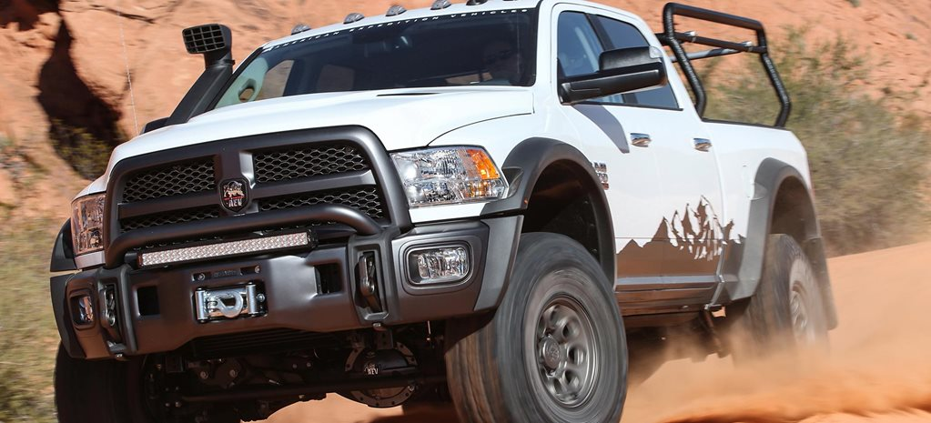 RAM 2500 AEV Prospector XL review