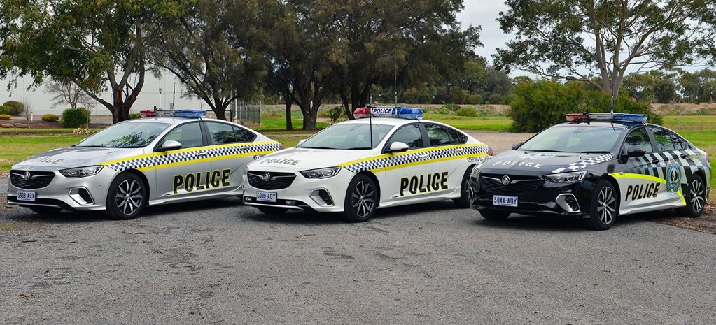 ZB Holden Commodore trialled as SA Police car news