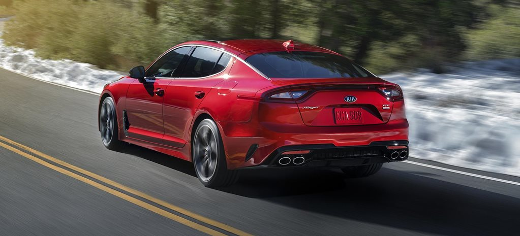 2018 Kia Stinger GT optional exhaust performance review