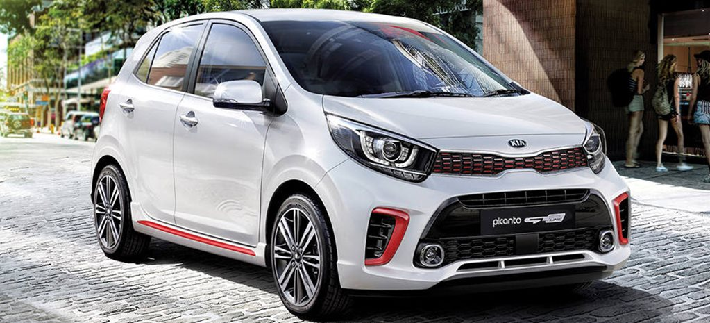 2018 Kia Picanto GT-Line quick review