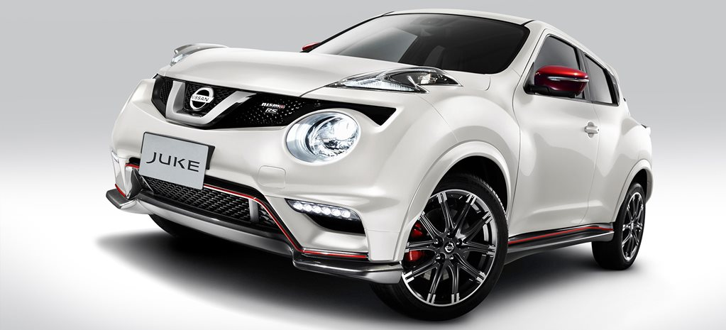 Nissan Juke Nismo launching in October as 160kW hot crossover