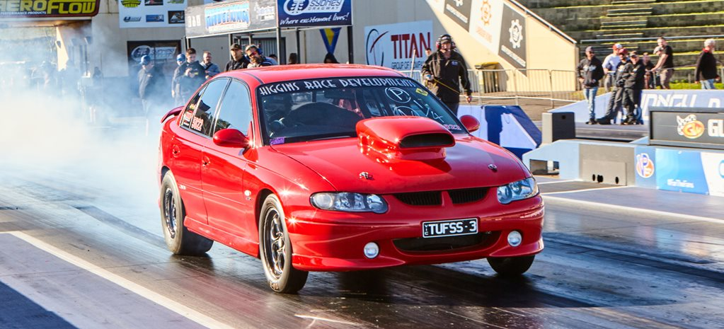 Seven-second nitrous-equipped VX SS Commodore