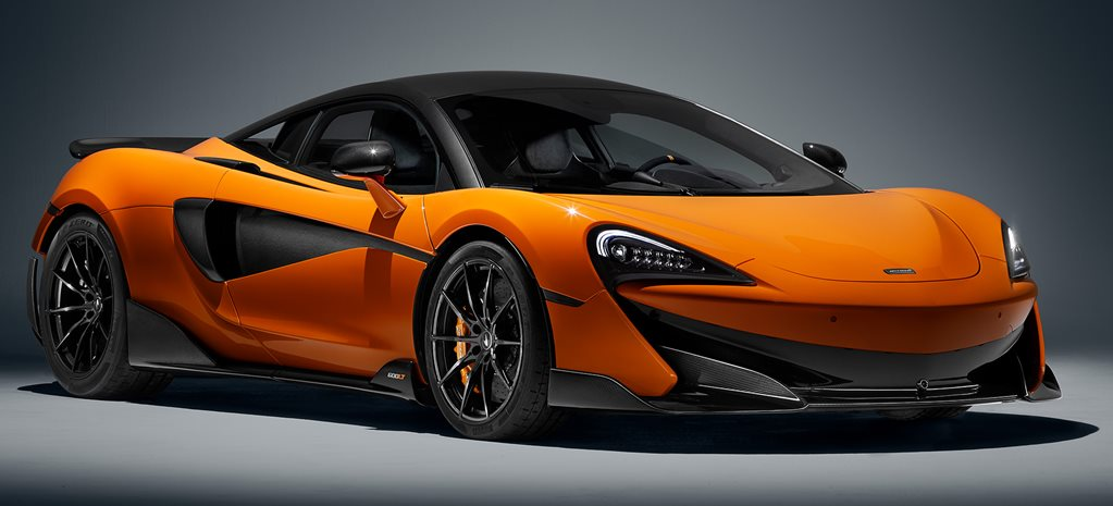 2019 McLaren 600LT pricing announced