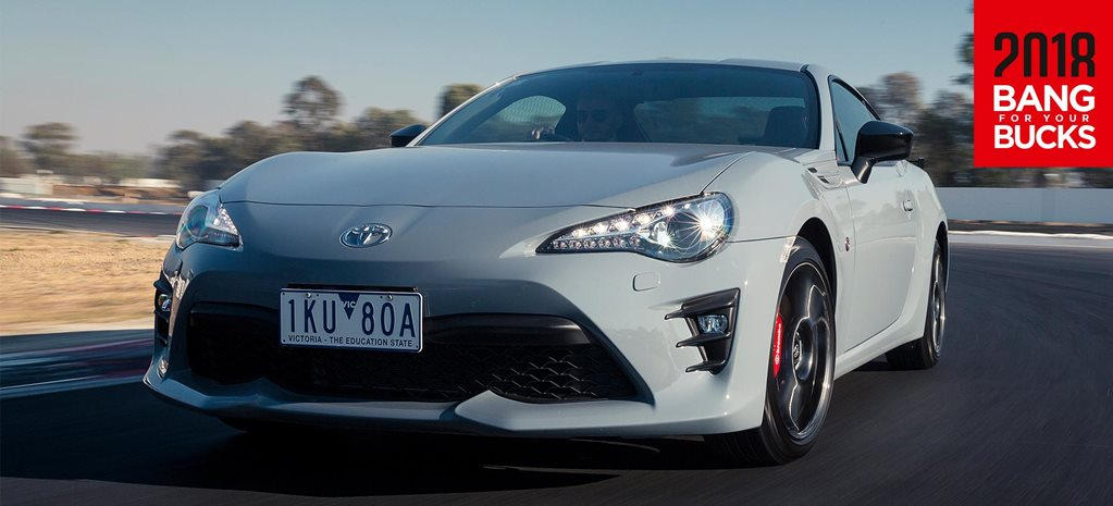 2018 Toyota 86 GTS Performance Pack review