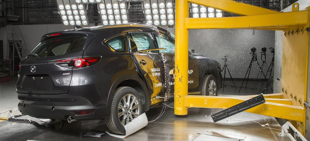 Australasian crash test ratings about to become even tougher
