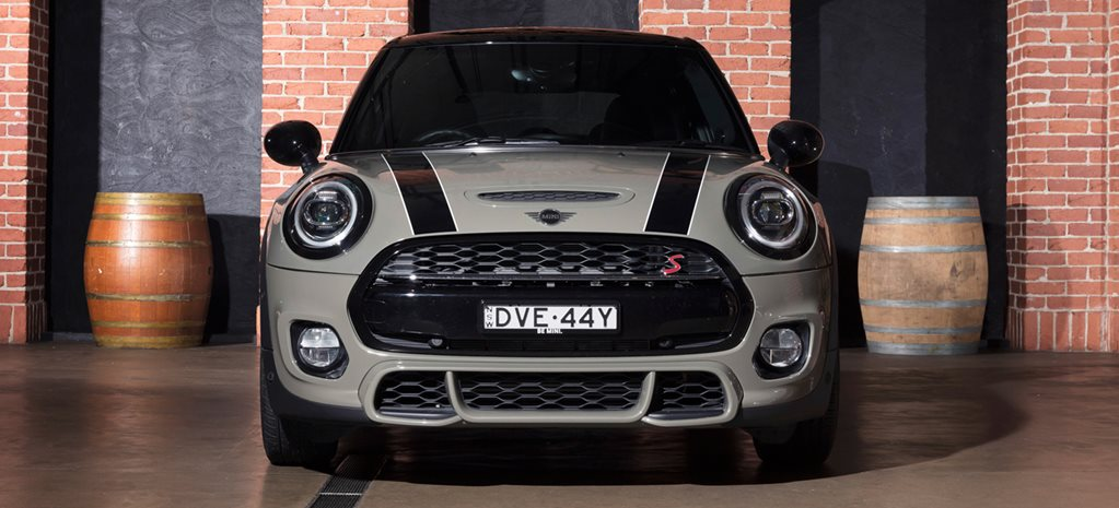 Winging it: Mini's fuel-efficient future design tricks