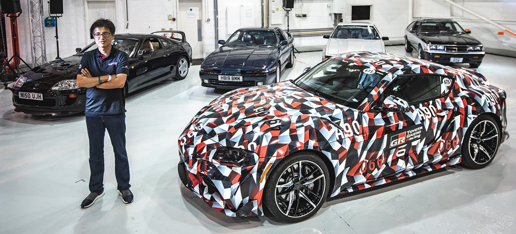 Toyota Supra four-cylinder on its way, but the six-pot sounds magnificent
