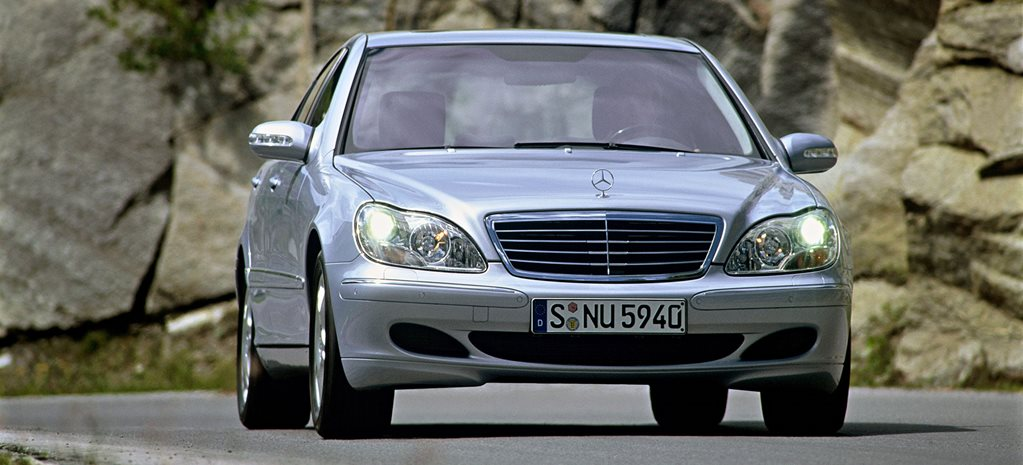 2003 Mercedes-Benz S600L review classic MOTOR