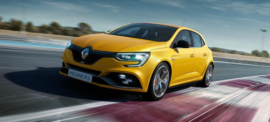 2019 Renault Megane R.S. Trophy Revealed