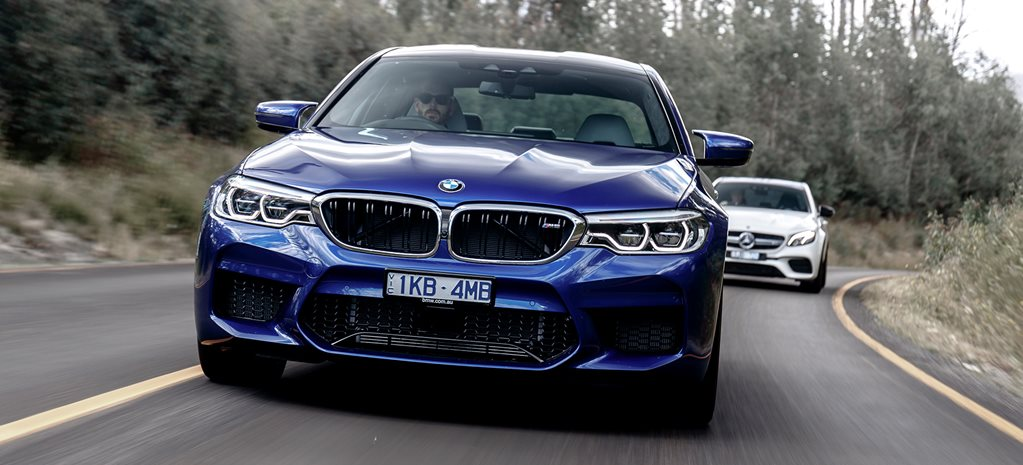 German power, performance war to rage on, says BMW