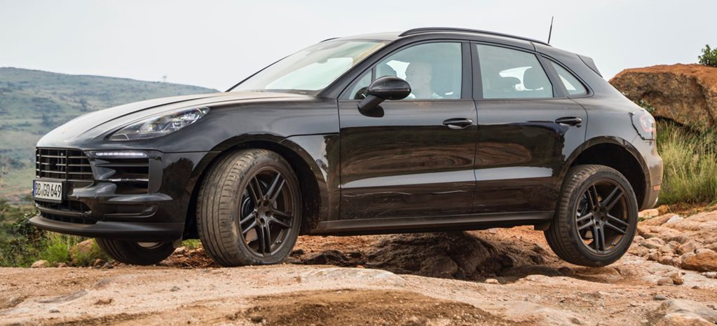 2019 Porsche Macan Facelift What To Expect