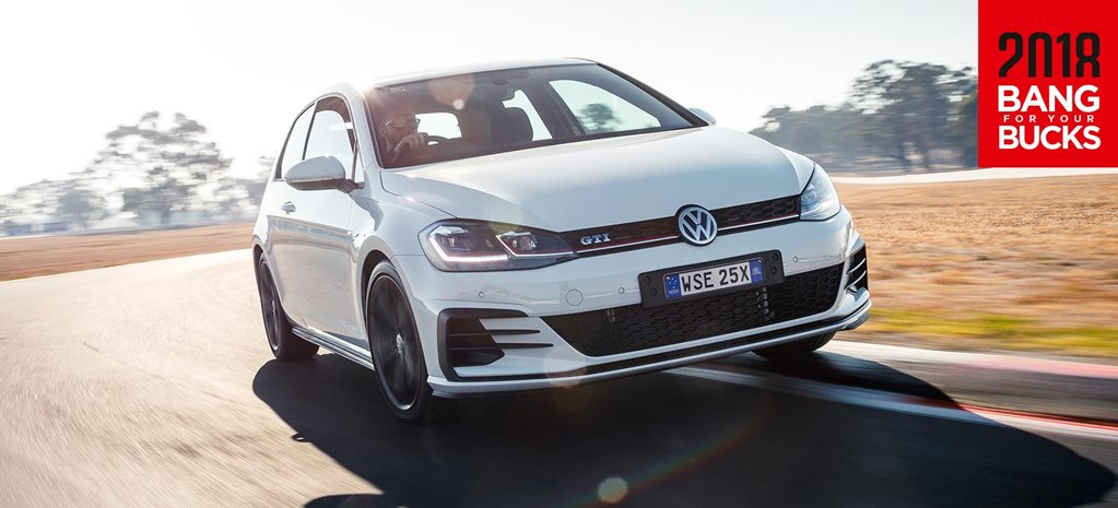 2018 Volkswagen Golf GTI Original review