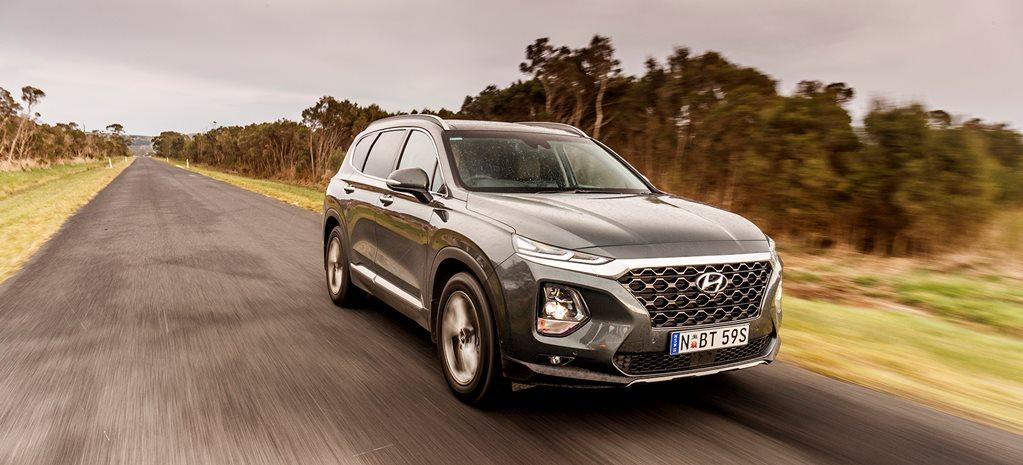2018 Hyundai Santa Fe Range Review