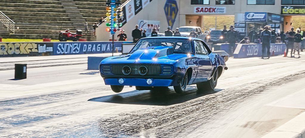 Six-second Pro Line 481X-powered '69 Camaro – Video