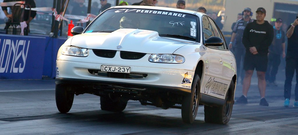 Seven-second VT Commodore street car – Video