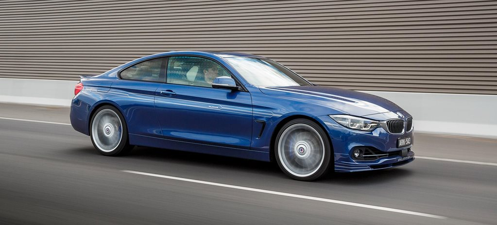 2018 Alpina B4 S review