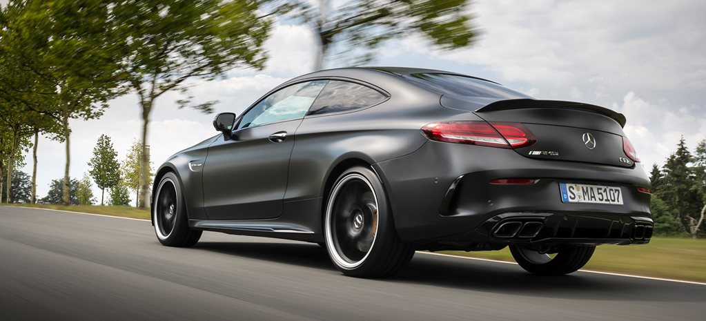 2019 Mercedes-AMG C63 S Coupe review