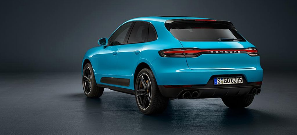 2019 Porsche Macan revealed in Shanghai