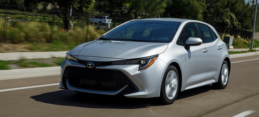 2018 Toyota Corolla fitted with advanced safety tech as standard