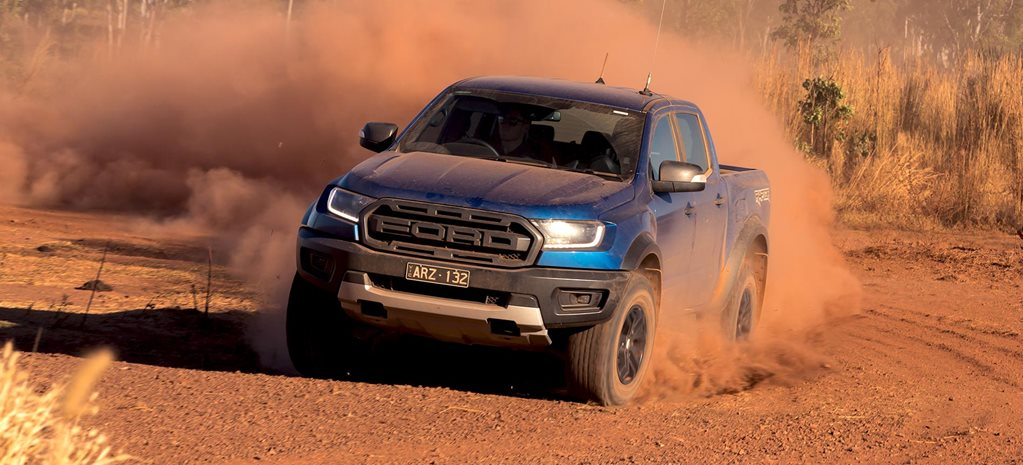 2018 Ford Ranger Raptor tested feature