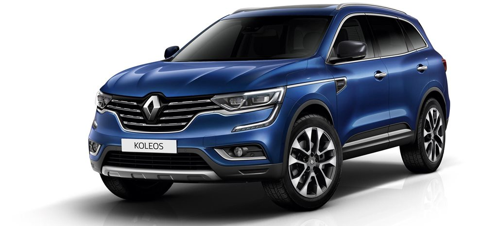 Renault Koleos S-Edition added to local line-up