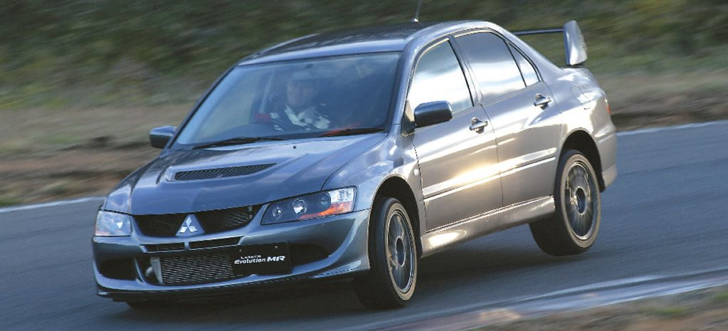2004 Mitsubishi Lancer Evolution VIII MR review classic MOTOR feature