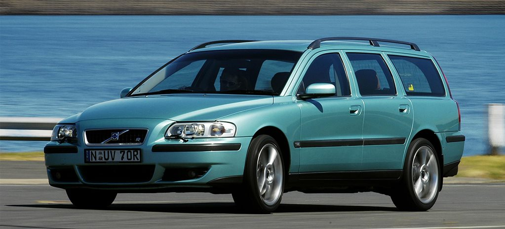 2004 Volvo V70 R review classic MOTOR feature