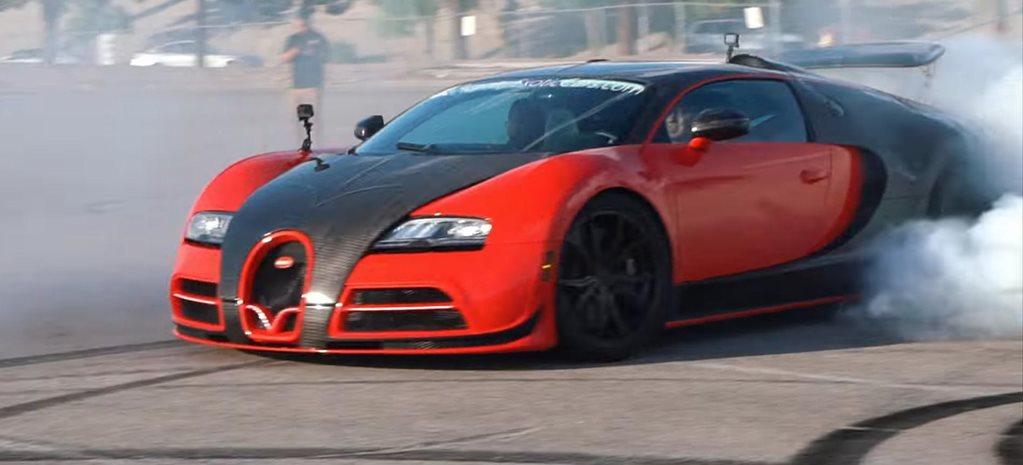 Kia Bill Pay >> Bugatti Veyron rear-wheel drive conversion