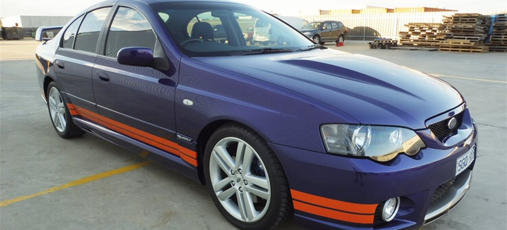 Prototype BA FPV GT up for auction