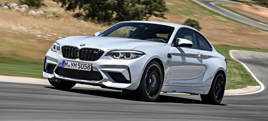 2018 BMW M2 Competition review
