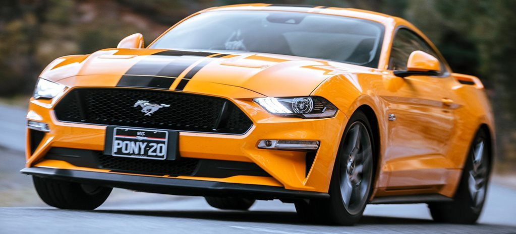 2018 Ford Mustang GT feature review news