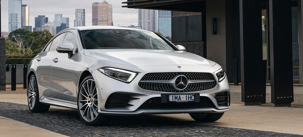2018 Mercedes-Benz CLS price and features