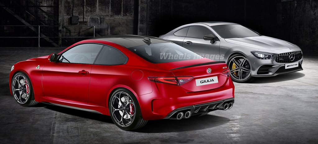 Next-gen super coupes: Alfa Romeo, Mercedes-AMG to take power to the next level